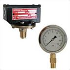 Pressure Switches & Gauges