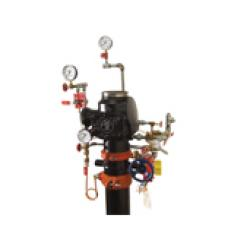 Reliable DDX G-G LPCB Single Interlocked Pre-Action Valve Set