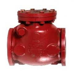 UL FM Swing Check Valves