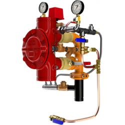 Reliable Model DDV Diaphragm Deluge Valve