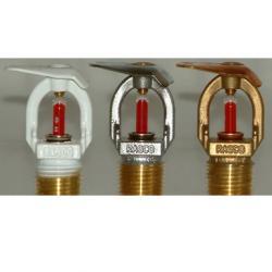 Model F156 Vertical Sidewall Sprinkler Standard Response